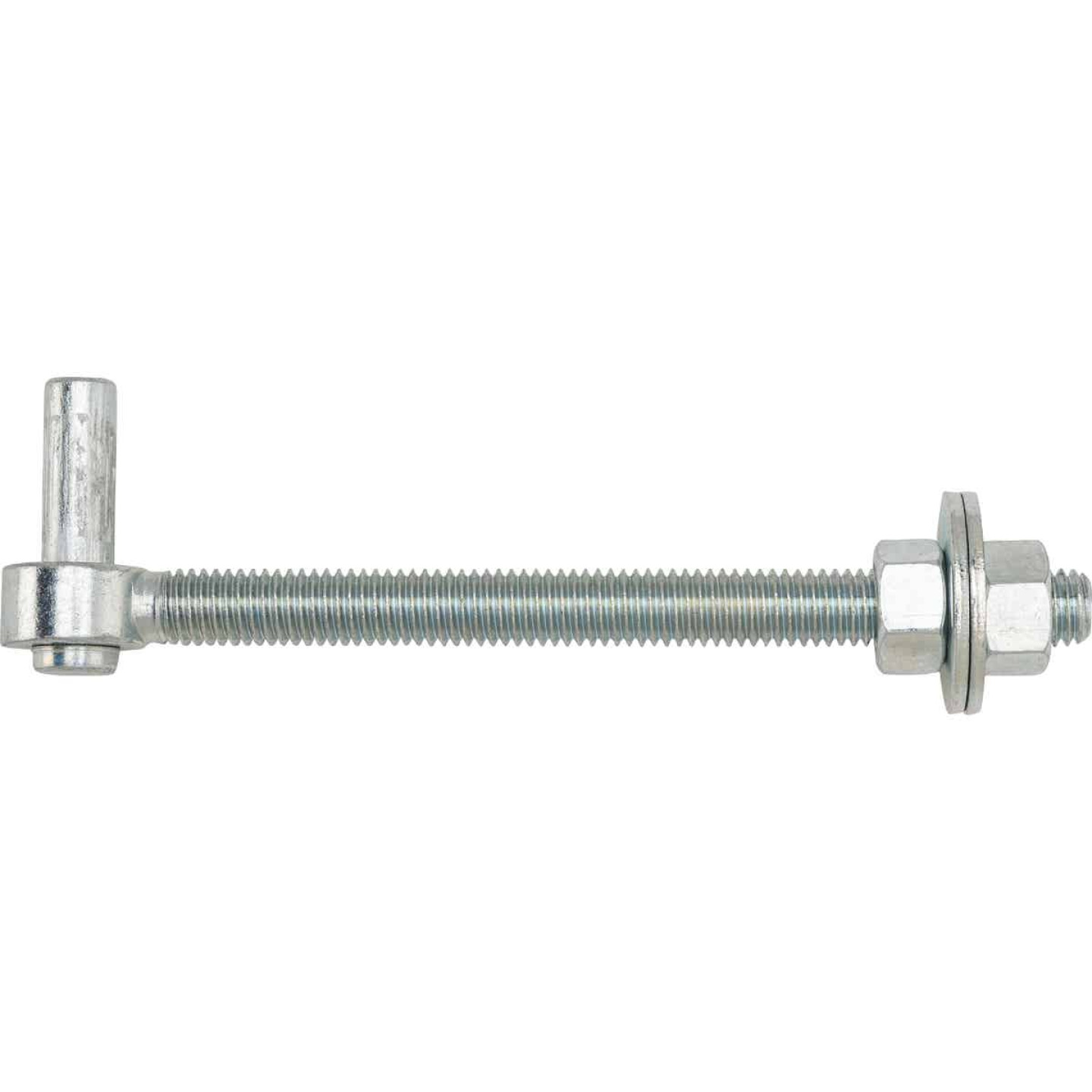 National 1/2 In. x 6 In. Zinc Bolt Hook Image 2
