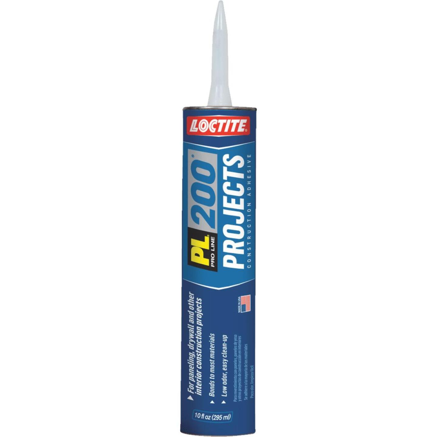 LOCTITE PL 200 10 Oz. Projects Construction Adhesive Image 1