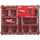 Milwaukee PACKOUT 15 In. W x 4.50 In. H x 19.75 In. L Small Parts Organizer with 10 Bins Image 2